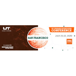 Wearable Technologies Conference 2020 USA